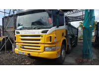 scania p380 euro 3 with exhaust(lez)