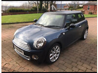 Mini Cooper diesel 1.6, 6 speed manual, 2009, stunning