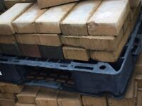 Yellow Block Paving
