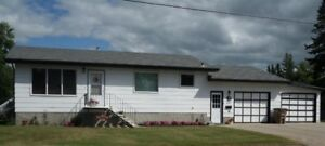 Well maintained 3 bedroom bungalow in Melfort!