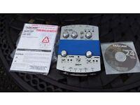 TASCAM US-122 [USB Audio / MIDI Interface]