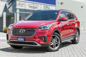 2017 Hyundai Santa Fe XL AWD Limited 6 Pass Hyundai Executive dr