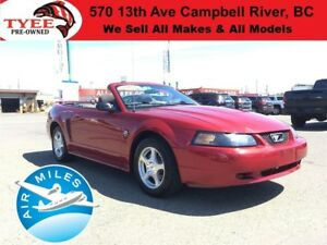 2004 Ford Mustang Convertible