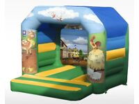 10 x 10ft Bouncy Castle (made by Airquee)