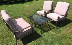 4Piece Patio Set