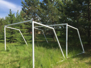 Excellent Quality Soccer Goals