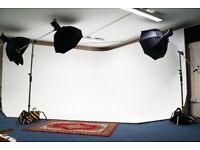Photography Studio Hire in London | Cineview Studios