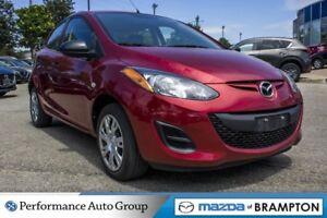 2014 Mazda MAZDA2 GX|BUCKETS|MP3|CD|PWR STEERING|PWR WINDOWS