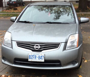2010 Nissan Sentra 2.0 Sedan certified , E-tested 184000 km