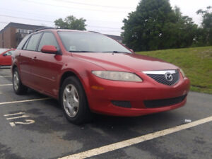 2004 Mazda Mazda6 Sedan,DRIVES LIKE NEW,NO RUST,VALID MVI