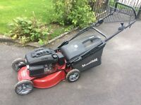 Mountfield petrol mower, 5 years old, excellent condition
