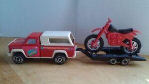 Tonka toys 11x vintage 1980s
