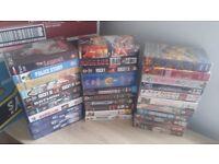 Big VHS Video Job Lot - Some New Videos