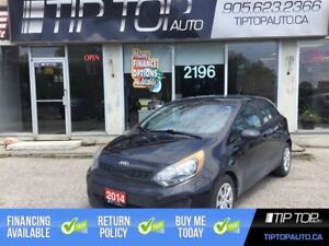 2014 Kia Rio LX+ ECO ** Bluetooth, Heated Seats, Automatic **