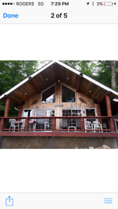 Waterfront Cottage in Parry Sound Area
