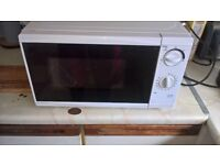 Microwave For sale good condition