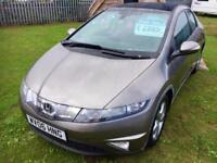 HONDA CIVIC 2.2 i-CTDi ES 5dr - Full History - Great Spec - High MPG - Lovely Condition (grey) 2006