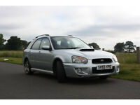 Subaru Impreza 2.0 WRX SL 5dr with FSH and Recent Timing Belt