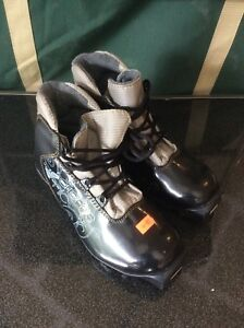 Atomic cross country ski boots