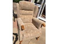 Fireside chair By Cotswold Chair Company