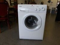 hoover 6kg A+AA class washing machine fully working in vgc .free local delivery