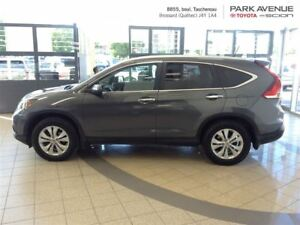 2013 Honda CR-V Touring*NAVIGATION*CUIR*TOIT OUVRANT*
