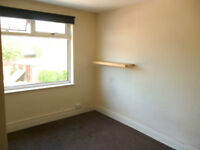 Large double bedroom available in bright and friendly house.