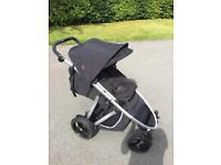 Phil and Teds Verve double buggy