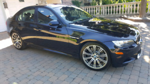 BMW M3 4 door manual