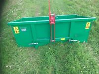 Link box tipper (NEW)