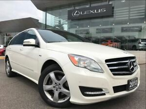 2012 Mercedes-Benz R-Class 350 BlueTEC AWD Navi Backup Cam Leath