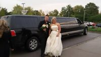 Great Luxury stretch limo service wedding limousine rental