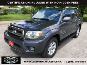 2007 Toyota 4Runner SPECIAL EDITION! V8! SUNROOF! - 4X4