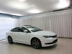 2016 Chrysler 200 QUICK BEFORE IT'S GONE!!! 200S SEDAN w/ HEATED