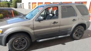 2006 Ford Escape XLT Wagon