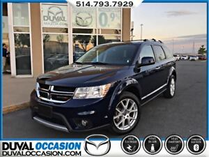 2017 Dodge Journey GT + 7 PASS + AWD + CUIR