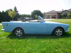 Sunbeam Alpine SII Convertible