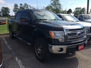 2013 Ford F-150 SuperCrew 6.5-ft. Bed 4WD