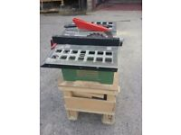 240volt sawbench on stand