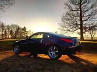 Nissan 350z 313gt coupe 2007