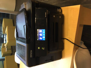 Epson WF-3540 Printer for sale, gently used!
