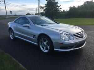 Mercedes Benz SL 600 V12 twin turbo Convertible