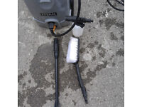 Titan electrical jet wash