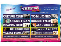 Punchestown Music Festival Tickets x 2 for sale