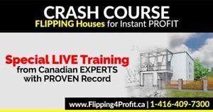 Real Estate Seminar/Crash Course for Kingston Investors