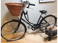 Pashley Princess Classic Womens Hybrid Bike Black 17.5'' - Perfect Condition