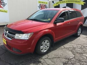 2012 Dodge Journey SE Plus, Automatic, Bluetooth, Only 69, 000km