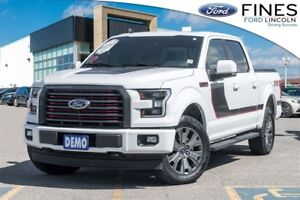 2017 Ford F-150 Lariat - SPECIAL EDITION, DEALER DEMO!
