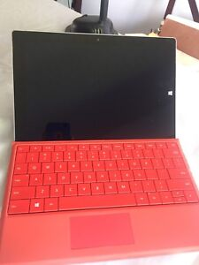MICROSOFT SURFACE 3 w TYPE COVER