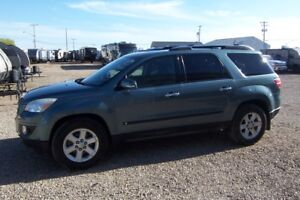 2009 Saturn OUTLOOK All Wheel Drive !! SUV, Crossover